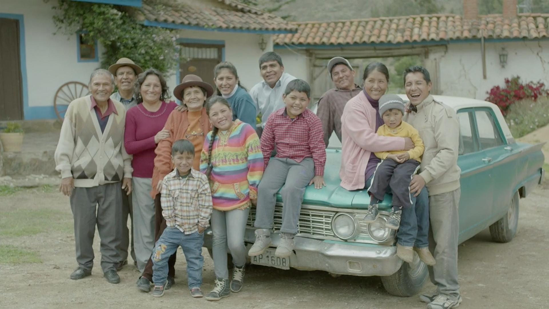 Alimentando familias para un mundo mejor